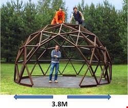 سازه فضا کار چوبی